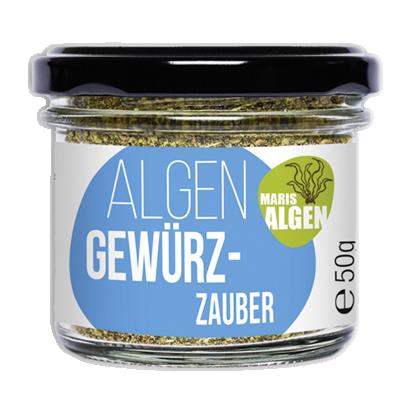 Gerichte mit Algen Gewürz aufpeppen