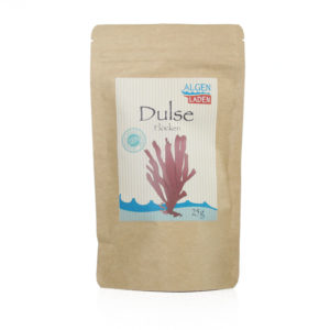 Dulse Flakes 300x300 - ALGENLADEN Dulse Flakes - 25g