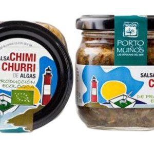 Chimichurri Sauce mit Algen