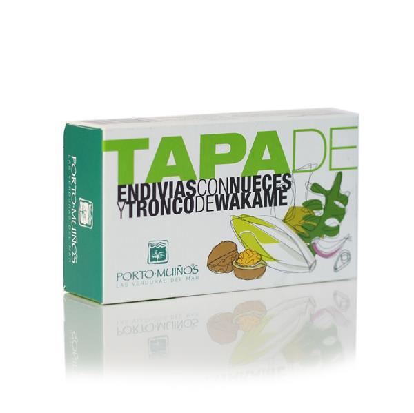 Tapa Endivien mit Wakame