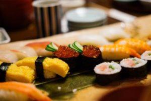 sushi nori 300x200 - Asiatische Küche mit Algen
