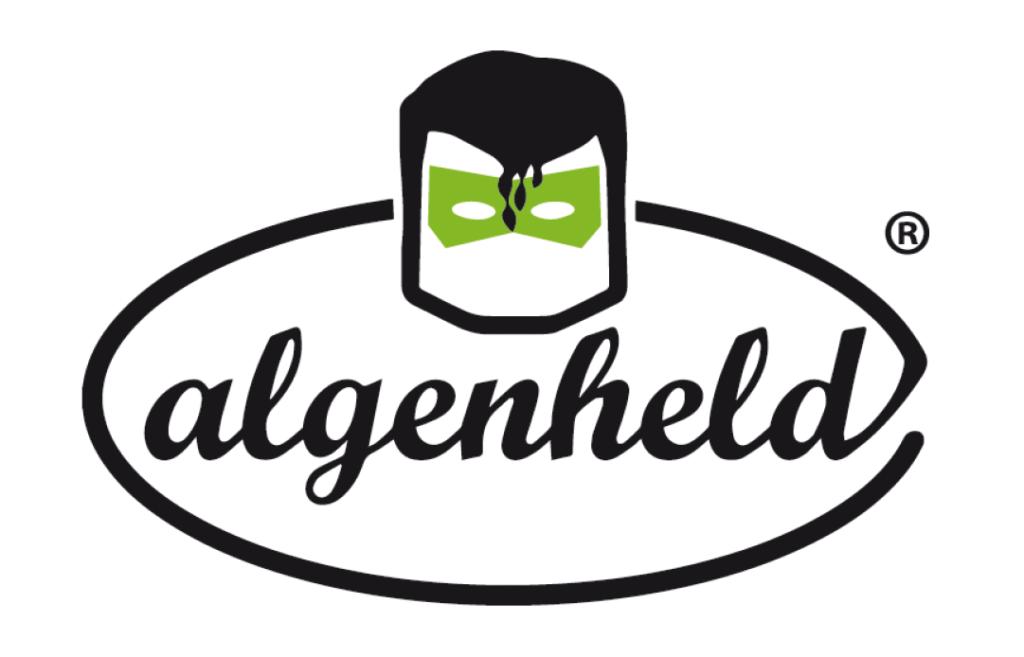 Algenheld Logo