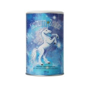 Einhorn Zauber, magisch blaue Trinkmischung – 180g 300x300 - Einhorn-Zauber, magisch blaue Trinkmischung – 180g