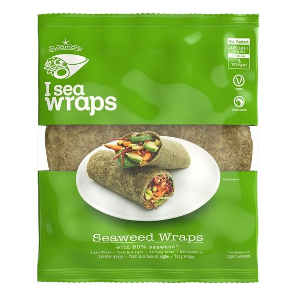 I Sea Wraps vorne