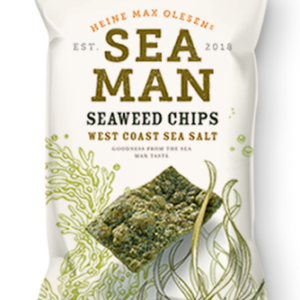 Algenchips West Coast Sea Salt