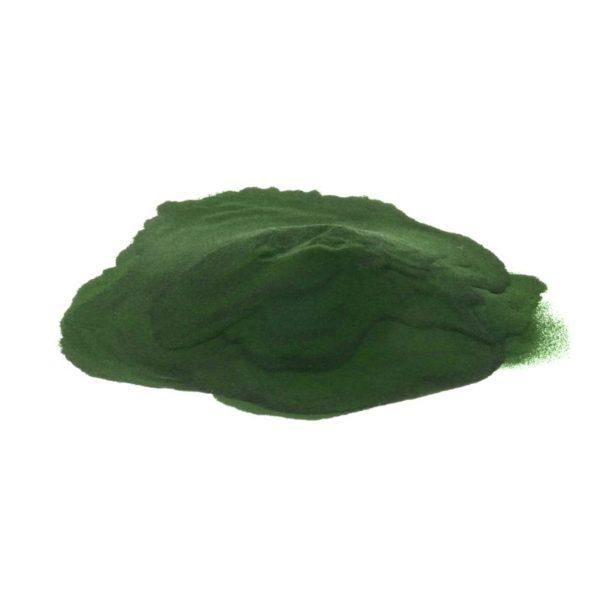Bio Spirulina Pulver grün