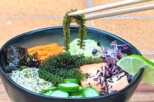 Umibudo Rice Bowl