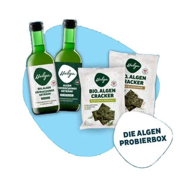 HELGA Algen Probierbox