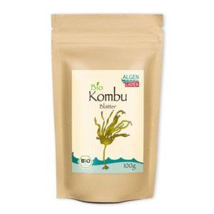 Kombu Blätter 100g